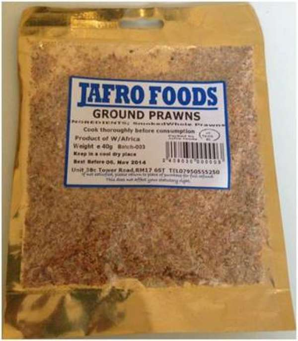 Ground Prawn