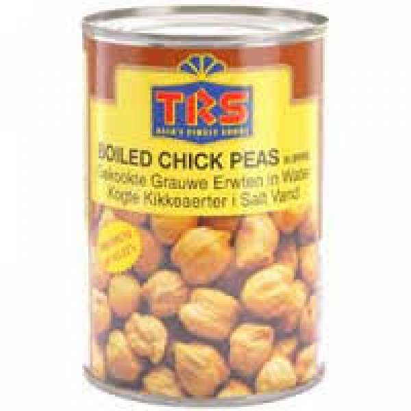 Boiled Chick Peas
