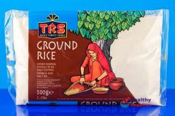 Ground Rice