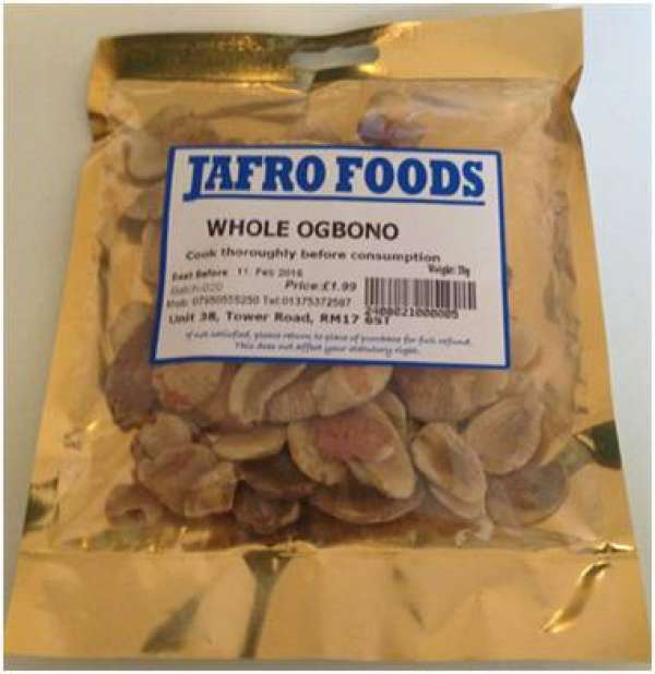 Whole Ogbono