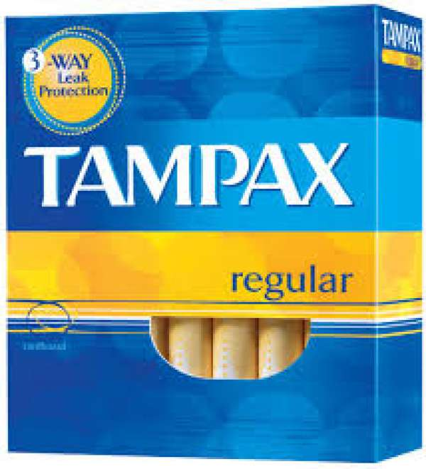 Tampax 12 Pack