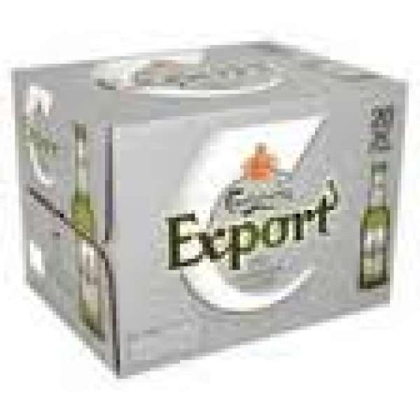 Carlsberg Export Box Of 12