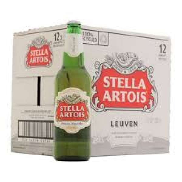 Stella Artois Box Of 12